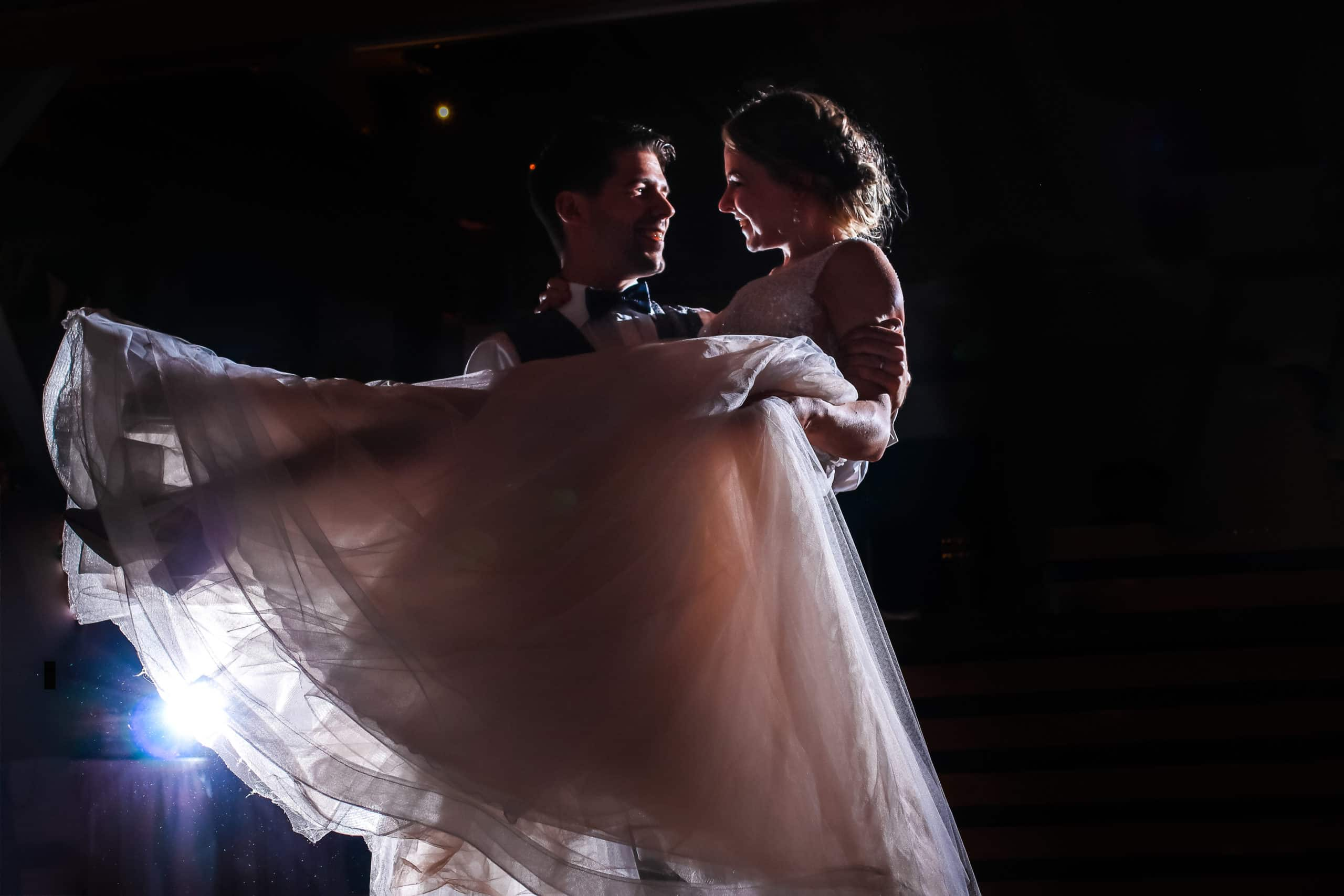Tanzen Hochzeit Bunt