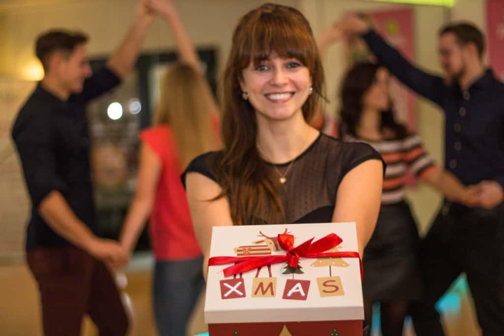 Geschenkgutschein Weihnachten